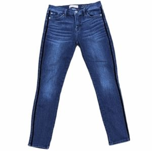 7 For All Mankind B(air) Ankle Skinny Jeans 29